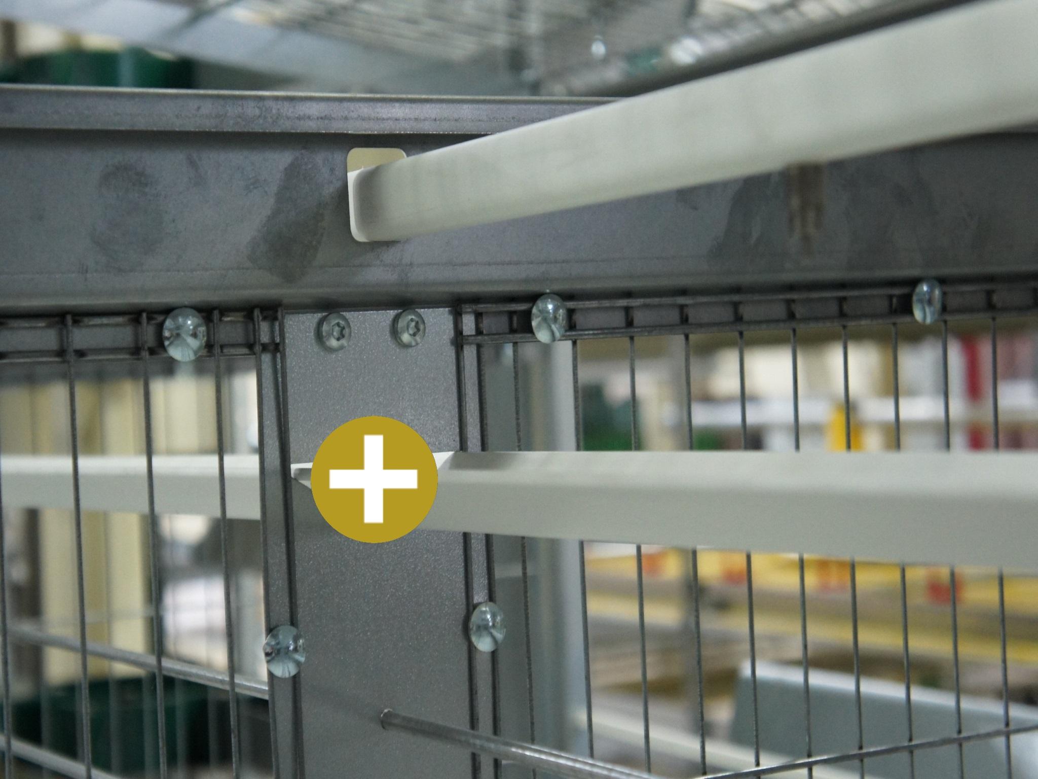 Golden Layer PRIME - 13 V - line Drinker system