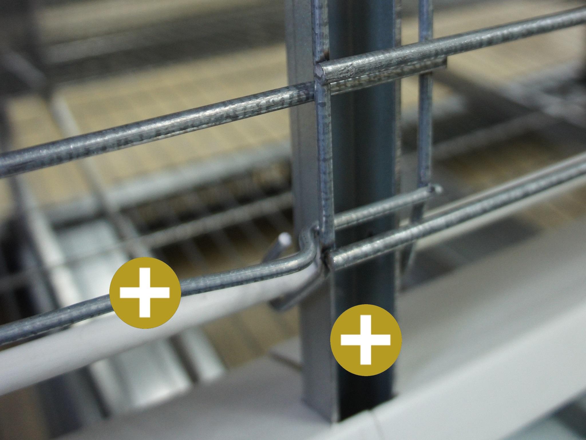 Golden Layer PRIME - 9+10 sliding doors + vertical post