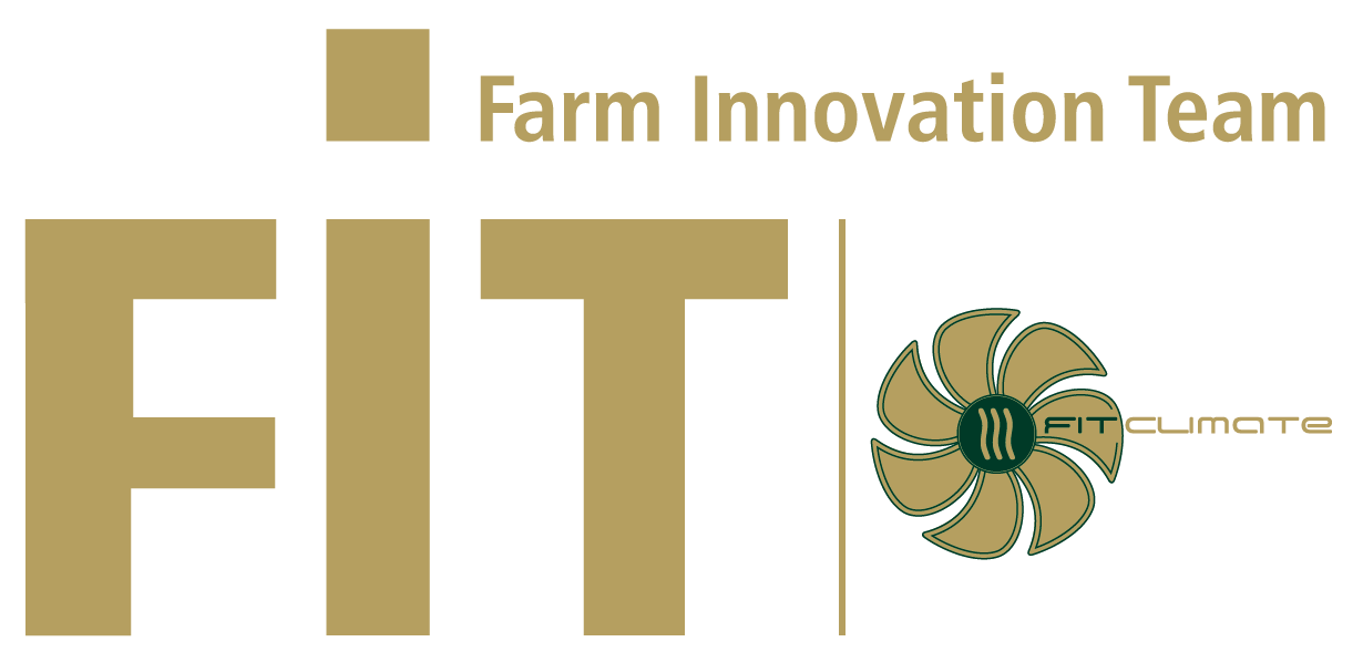 FIT Farm Innovation Team climate Logo kommuliert